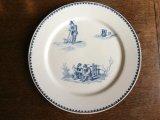 フランス陶器製のお皿(5)