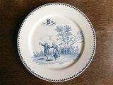 フランス陶器製のお皿(4)
