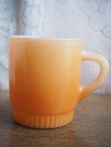 ファイヤーキング スタッキングマグ (リブドボトム)オレンジ